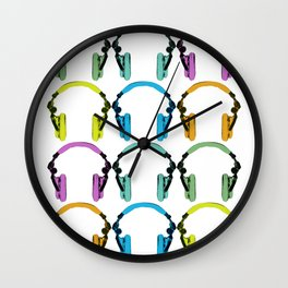 Crank It Wall Clock