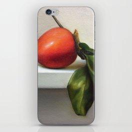 Persimmons iPhone Skin
