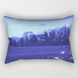 Starlit Avalon Rectangular Pillow
