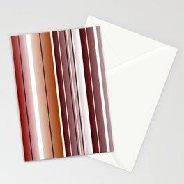 Coffee Color Stationery Cards