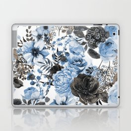 Floral Pattern#4 Laptop & iPad Skin