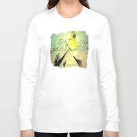 carnival Long Sleeve T-shirts featuring Carnival by Push