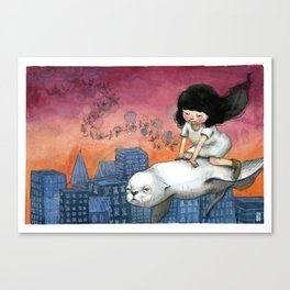 Galápagos Dream Canvas Print