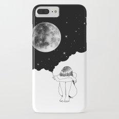 3 Minute Galaxy iPhone 7 Plus Slim Case