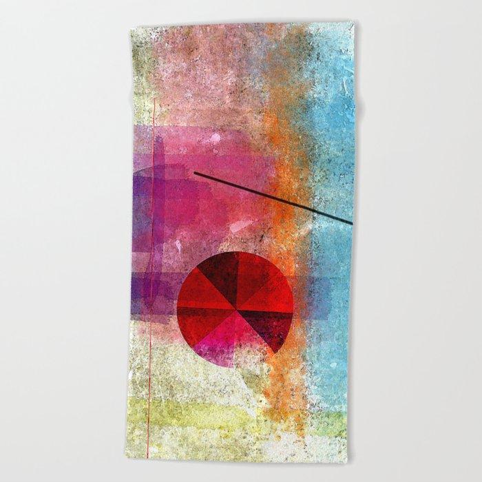 attributes Beach Towel