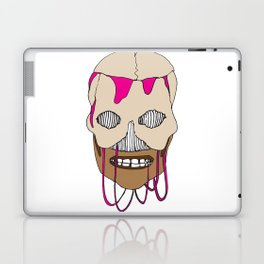 Skull Head Street Art Design Laptop & iPad Skin