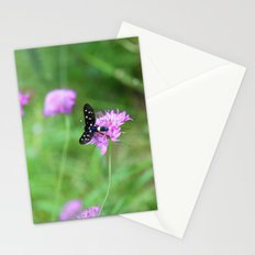 birds, bees and butterflys Stationery Cards