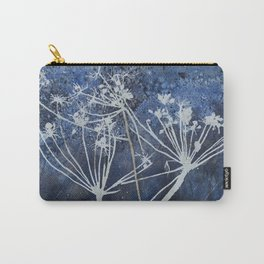 Night cow parsley Carry-All Pouch