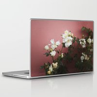 oslo Laptop & iPad Skins featuring Roses in Oslo. by Malin Christin