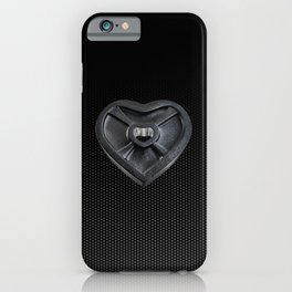 Lift With Your Heart iPhone Case
