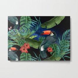 Tropical Space #5 Metal Print