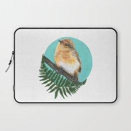 Eastern Robin Laptop Sleeve