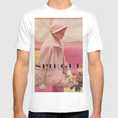 1954 Spring/Summer Catalog Cover MEDIUM Mens Fitted Tee White