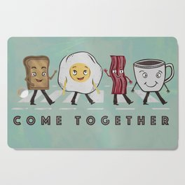 Come Together Cutting Board
