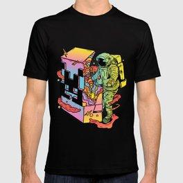 Space Arcade T-shirt