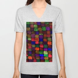Colorfield Autumn Unisex V-Neck