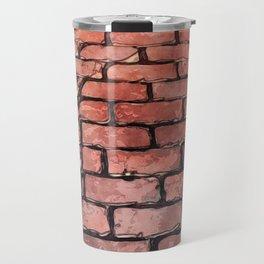 Vintage Brick Street Travel Mug