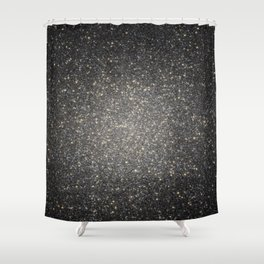 Omega Centauri Shower Curtain
