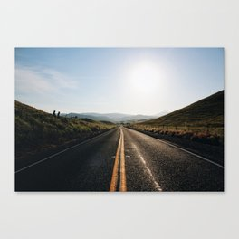 ➳ On the Road ➳ Canvas Print