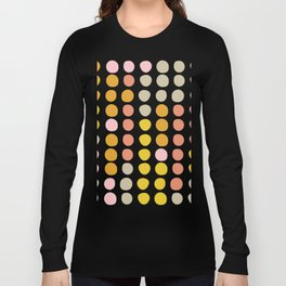 Shape and Color 36 Long Sleeve T-shirt