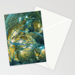 Nautical Lights Stationery Cards