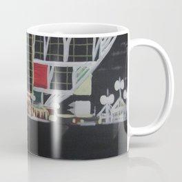 3 Visions Art St Pete Pier Coffee Mug