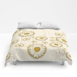 """Marguerite Polka Dots (Pattern)"" Comforters"