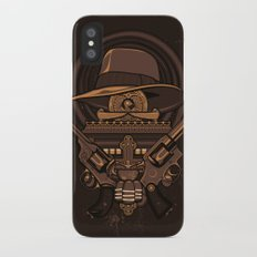 Fortune & Glory Slim Case iPhone X