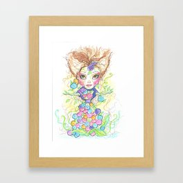 Full Bloom Framed Art Print