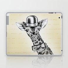 I'm too SASSY for my hat! Giraffe. Laptop & iPad Skin