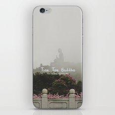 Hong Kong Tian Tan Buddha iPhone Skin