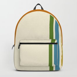 5 Thin Stripes Backpack