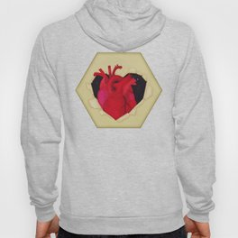 The Hidden Heart Hoody