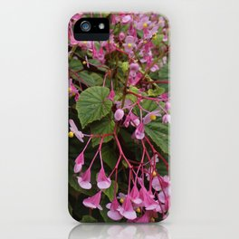 Sea of Pink iPhone Case