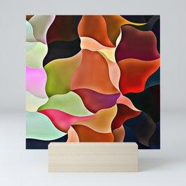 Wavyforme 5 Mini Art Print