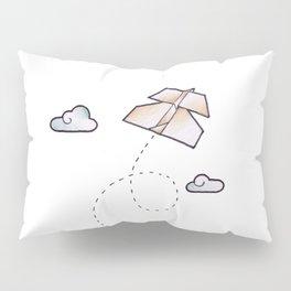 paperplane Pillow Sham