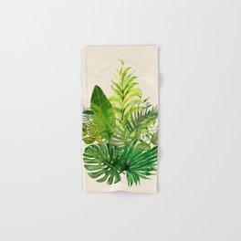 Leaves 1 Hand & Bath Towel