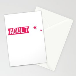 Young Adult Writers Stationery Cards