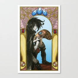 Sandman: Dream Canvas Print