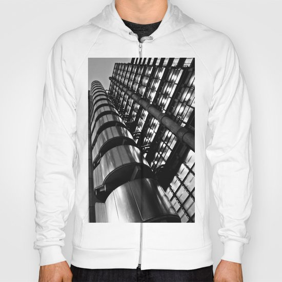 Lloyd's Building London Hoody