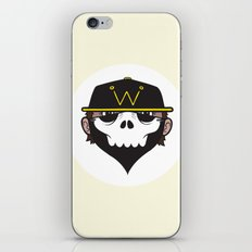 A Wicked Gentleman iPhone Skin