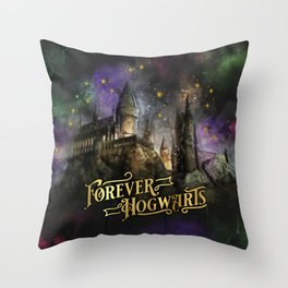 Forever H Throw Pillow