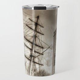 The Cutty Sark and Gypsy Moth Pub Travel Mug