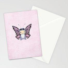 A Boy - Butterfly Stationery Cards
