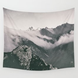 Mountains #3 Wall Tapestry