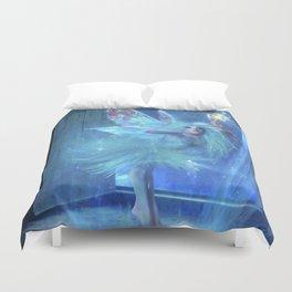 The Blue Fairy Duvet Cover