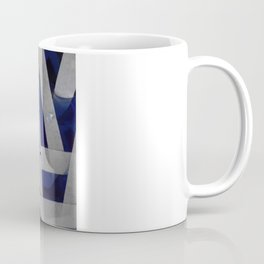 water stripes Coffee Mug