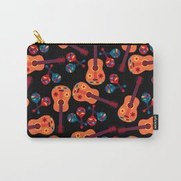 Marichi Pattern Carry-All Pouch