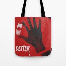 Dexter - Alternative Movie Poster Tote Bag