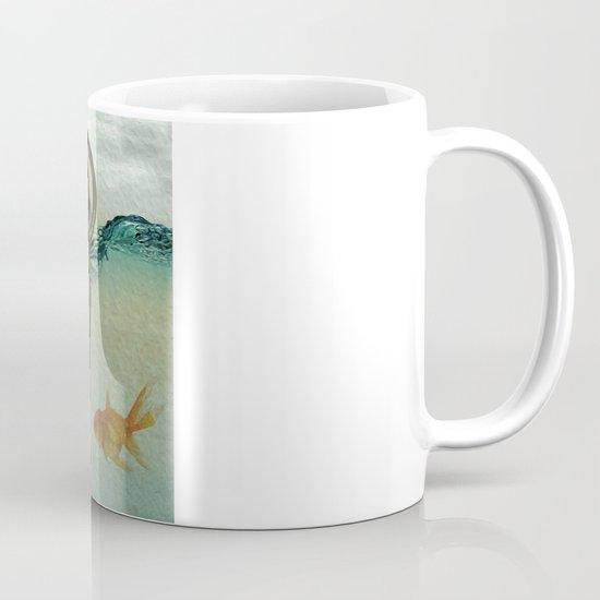 Fish eye lens Mug